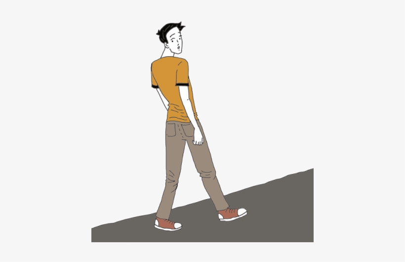 Walking Backwards Dreams.