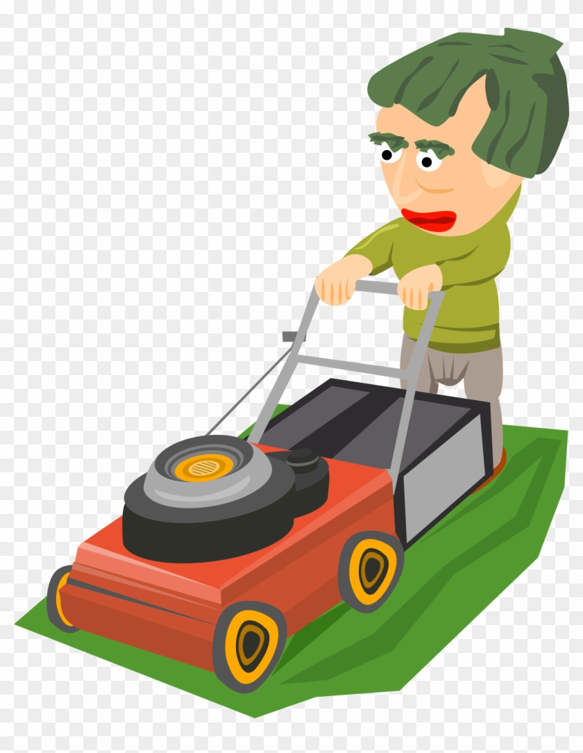 Walk behi mower clipart clipart images gallery for free.