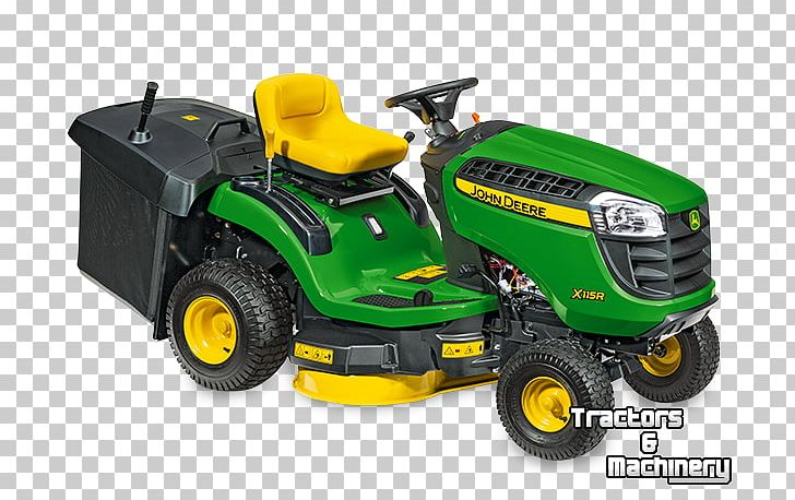 John Deere Lawn Mowers Riding Mower Tractor Agriculture PNG.