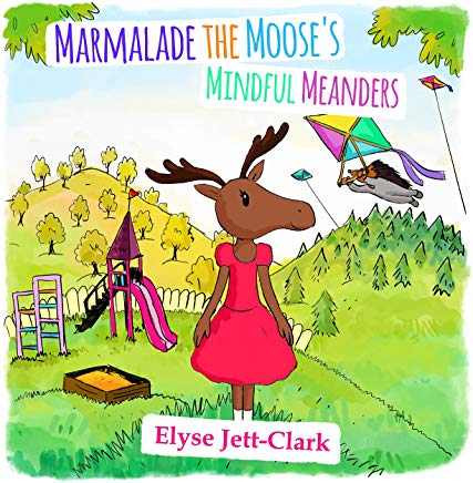 Marmalade the Moose\'s Mindful Meanders.