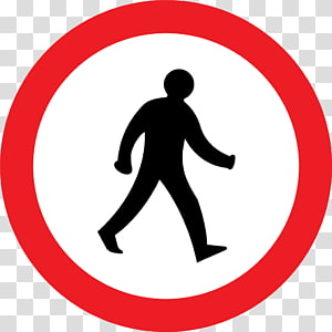 Walk Dont Run transparent background PNG cliparts free.