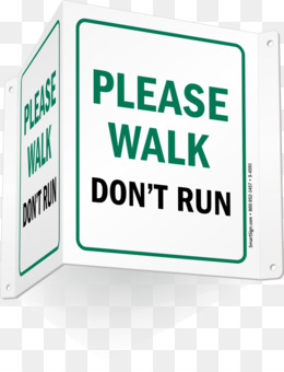 No Running Sign PNG and No Running Sign Transparent Clipart.