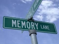 memory lane clip art.