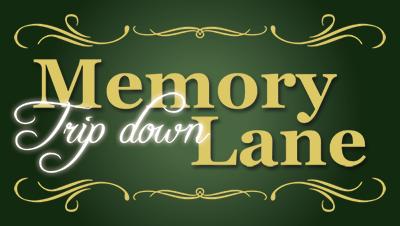 Memory Lane Clipart.