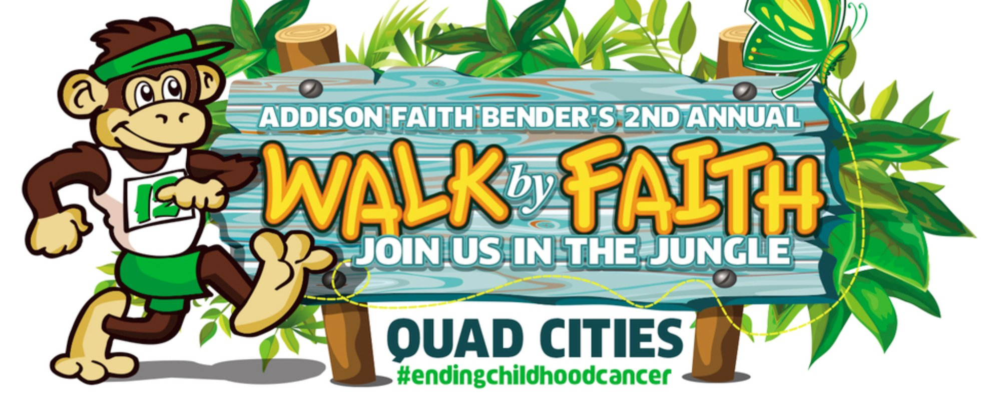 2nd Annual Walk By Faith Quad Cities • Addi\'s Faith Foundation.