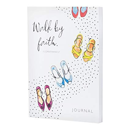 WALK BY FAITH JOURNAL II CORINTHIAN: Dayspring: Amazon.co.uk.