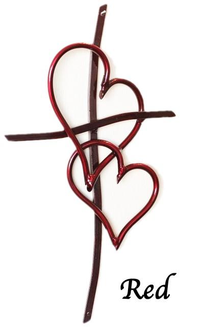 Walk in Love Cross Unity Wall Cross.