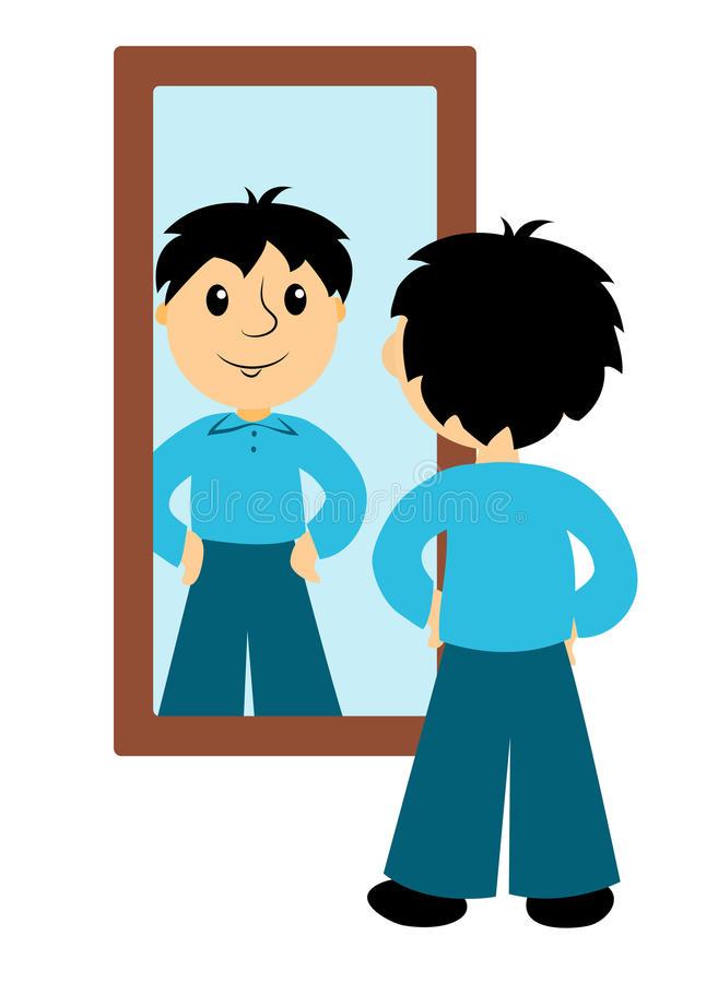 3337 Mirror free clipart.