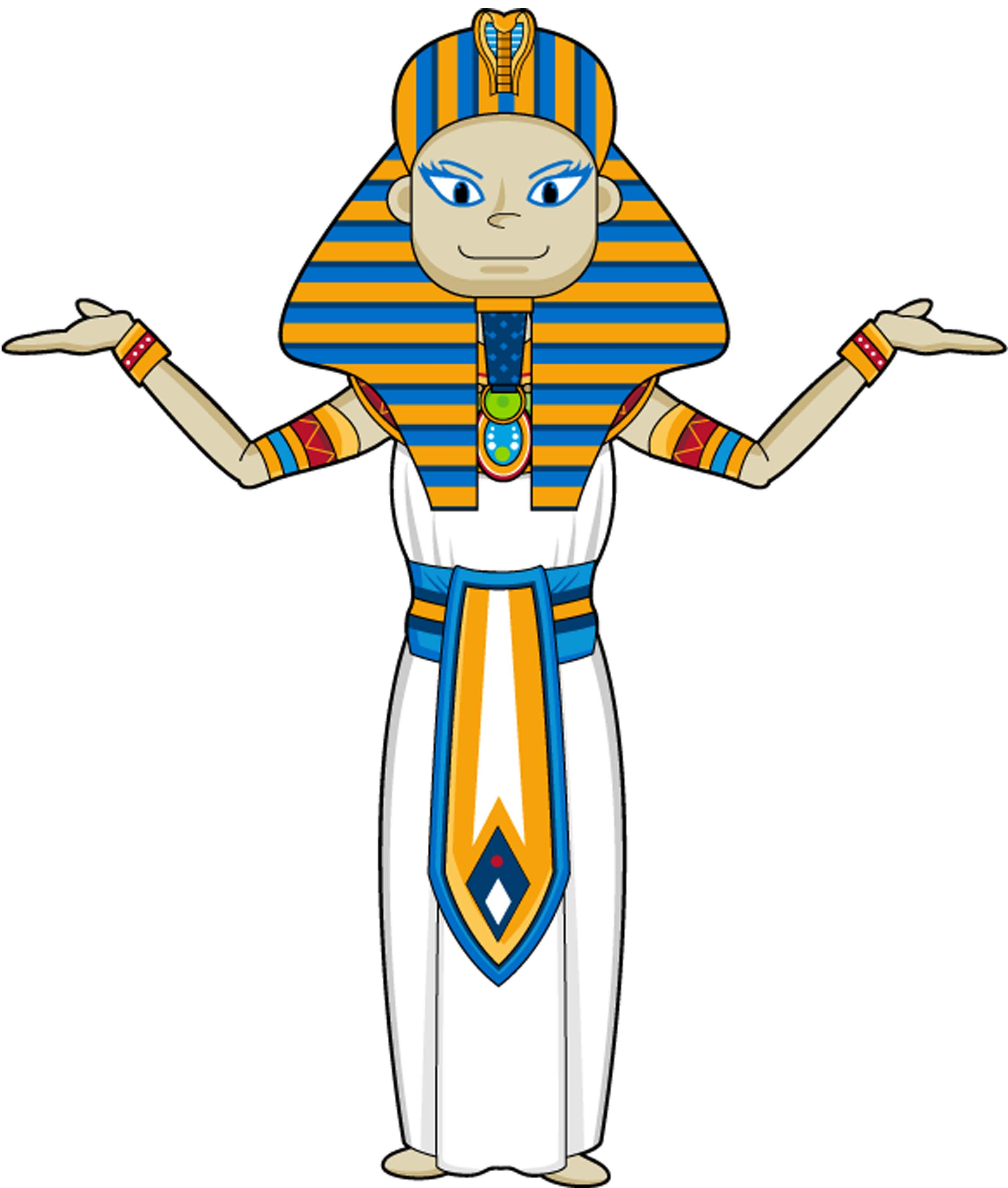 1204 Egyptian free clipart.