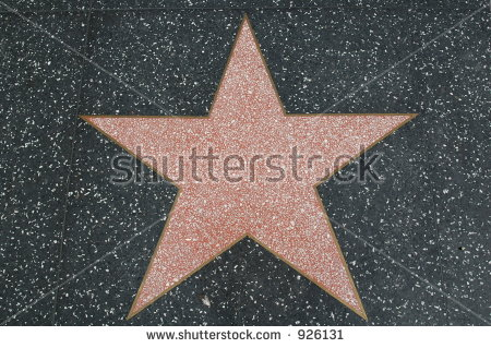 Walk of fame clipart - Clipground