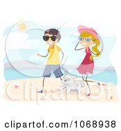 Similiar Couple Walking Cartoon Keywords.