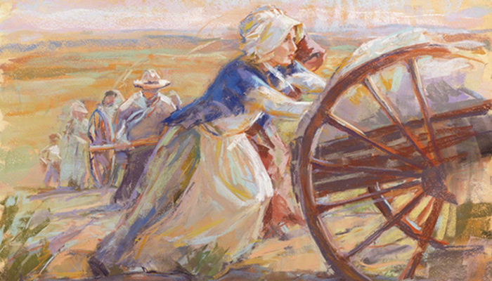 Stories of Mormon Pioneer Women for Talks and Lessons.