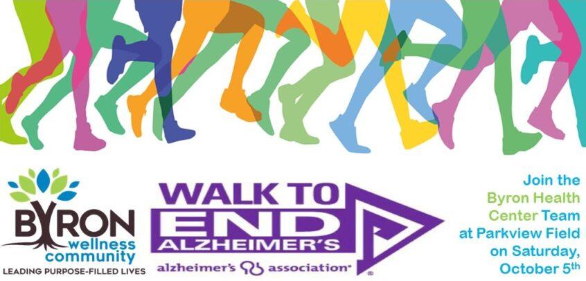 Fort Wayne Walk to End Alzheimer\'s.