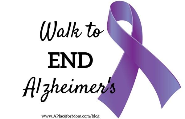 Walk to End Alzheimer\'s.