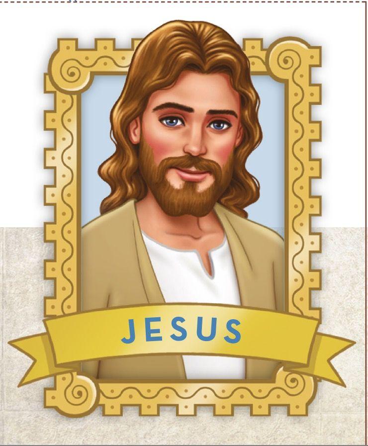 jesus and children clipart lds #45.
