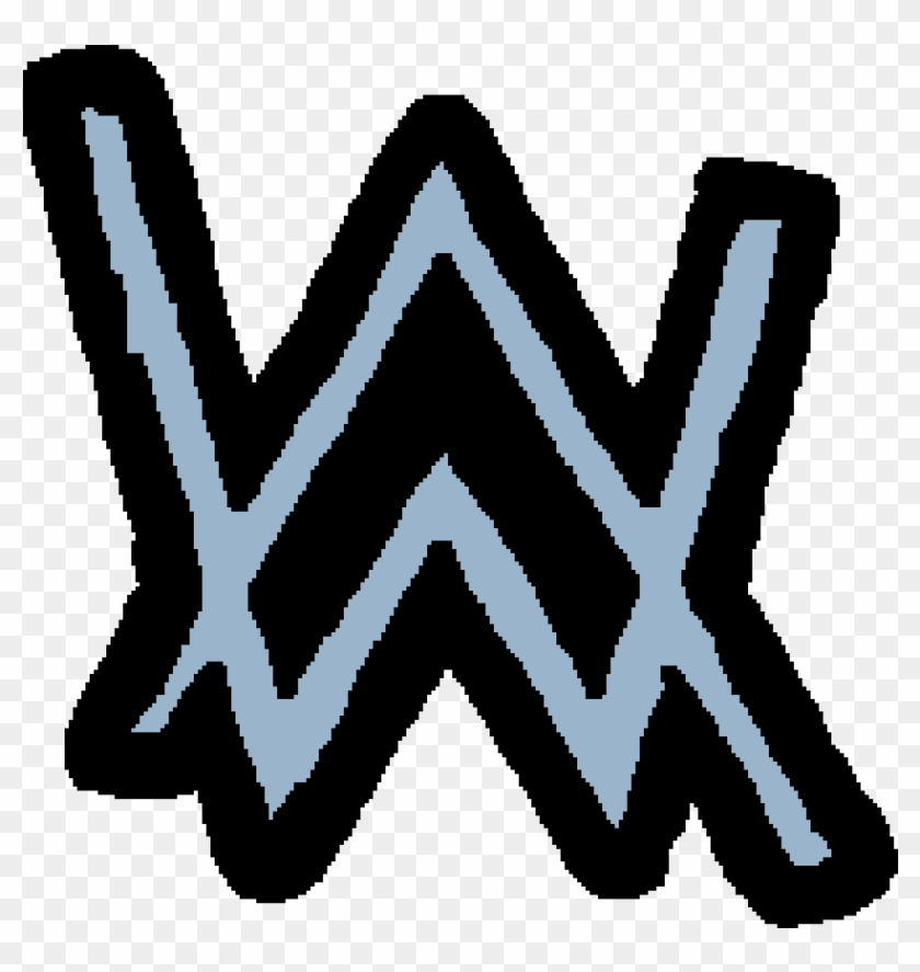Alan Walker Sign , Png Download.