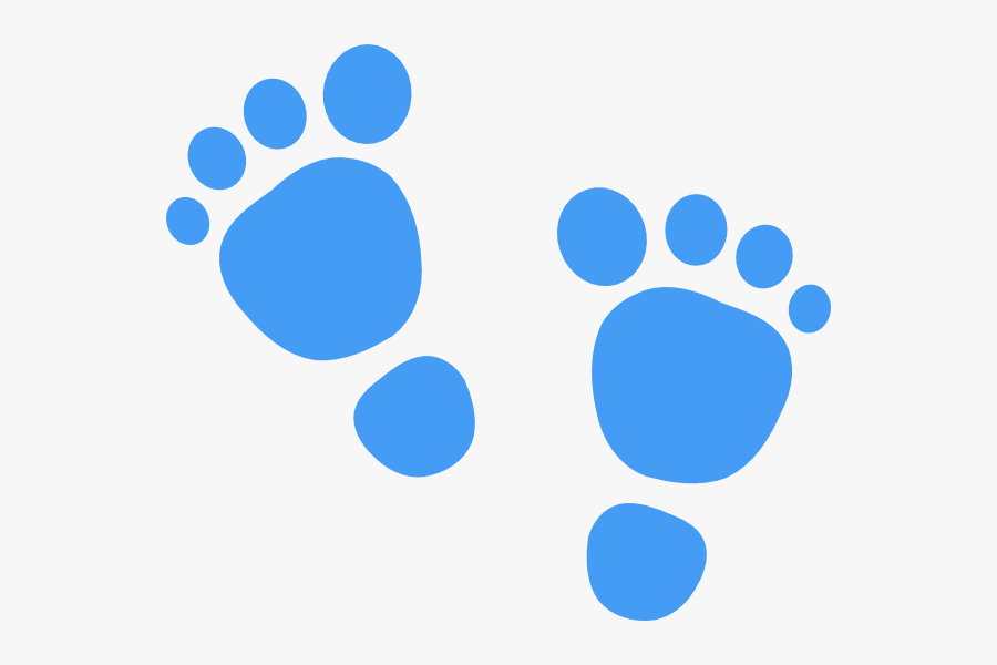 Footprints Walking Footprint Clipart Kid.