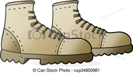Walking boots Clipart and Stock Illustrations. 3,944 Walking boots.