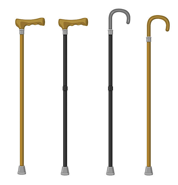 Best Walking Stick Illustrations, Royalty.