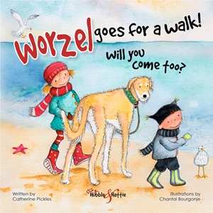 Worzel Goes for a Walk! Will You Come, Too? by Catherine.