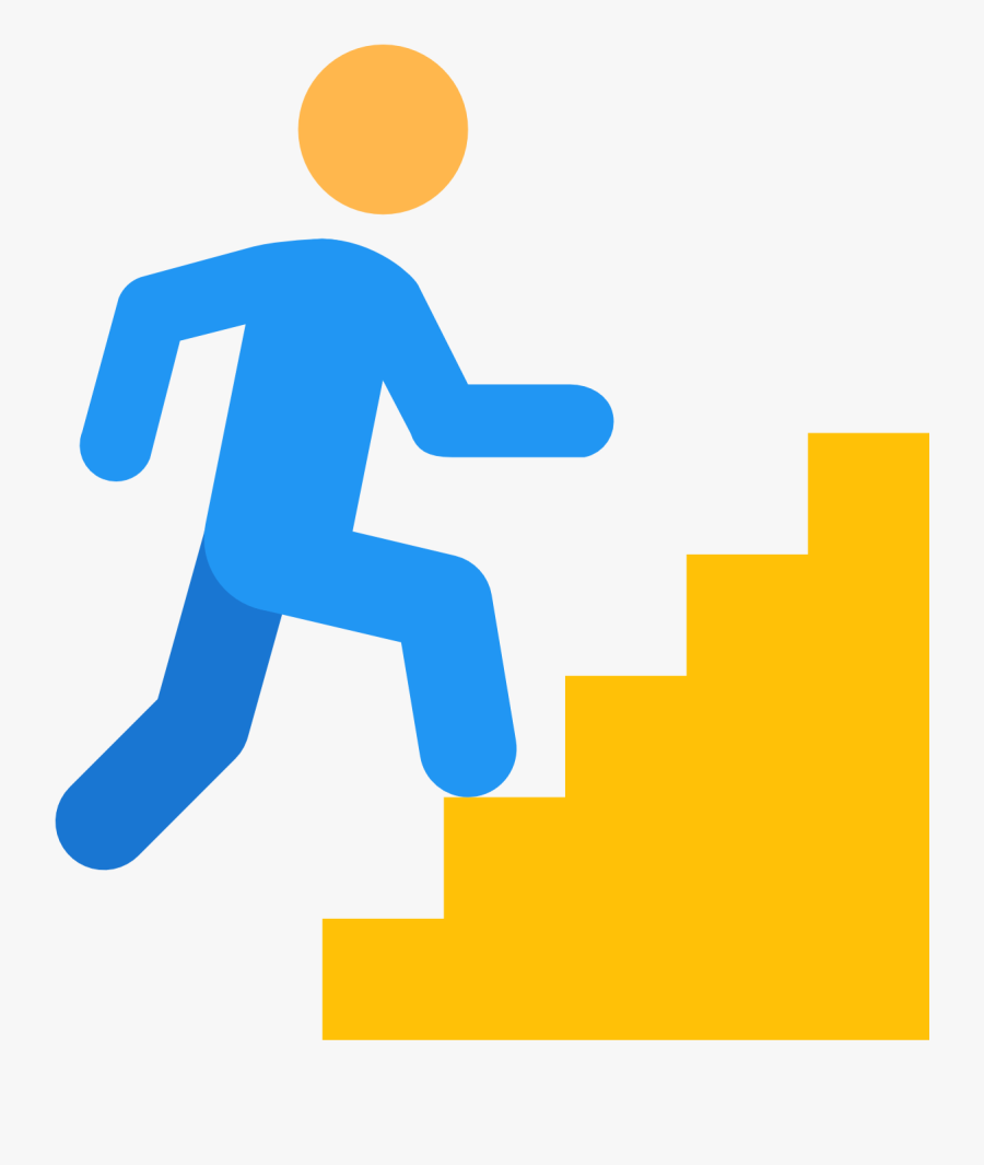 Stairs Clipart Icon Pencil And In Color Stairs Clipart.