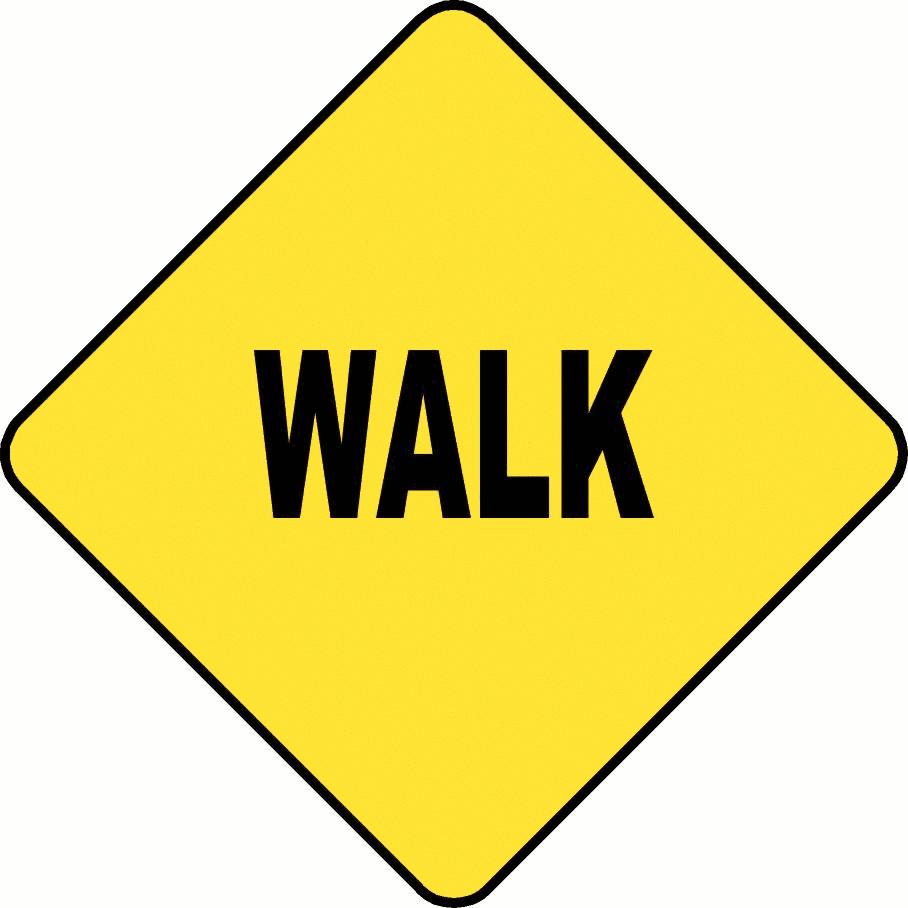 I Walk Clipart#1865507.