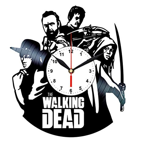 Amazon.com: The Walking Dead Clock.