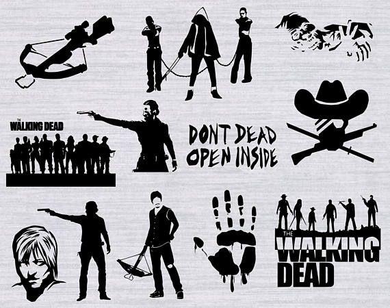 Pin on The Walking Dead.