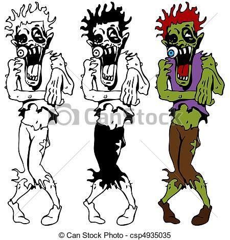 Walking dead Clipart and Stock Illustrations. 925 Walking dead.