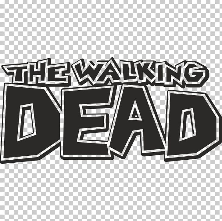 The Walking Dead Logo Decal Negan Rick Grimes PNG, Clipart, Angle.