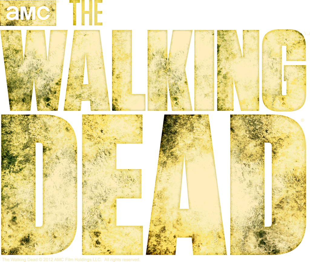 Walking Dead Logo Png.