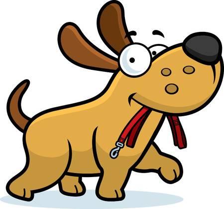 8,189 Dog Walking Cliparts, Stock Vector And Royalty Free Dog.