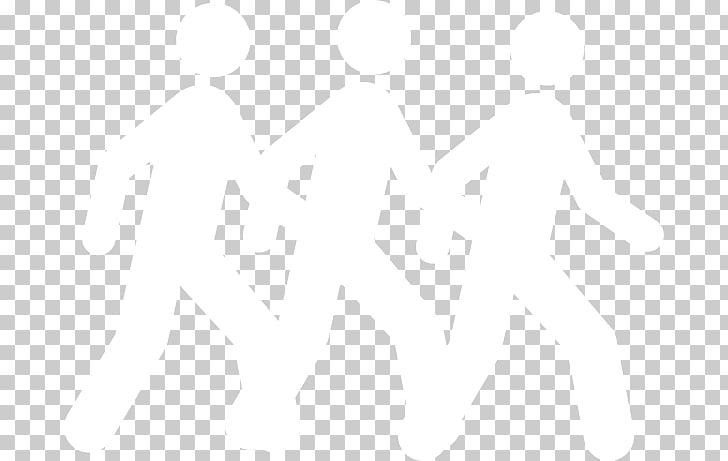White Brand Pattern, Walking Feet s PNG clipart.
