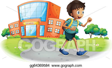 Walking home clipart 8 » Clipart Station.