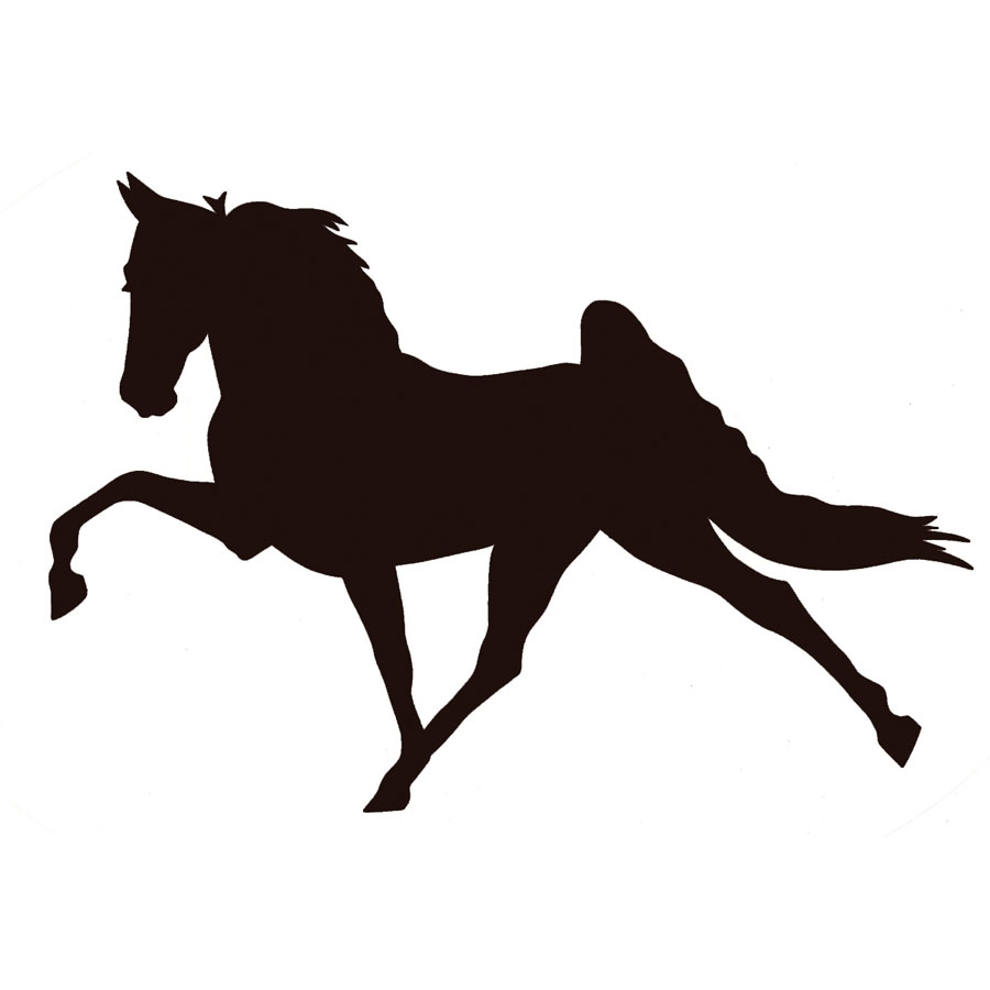 Tennessee Walking Horse Clipart.