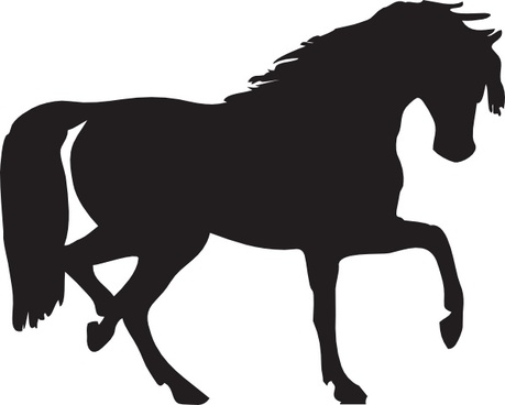 Tennessee walking horse silhouette free vector download (6,597 Free.