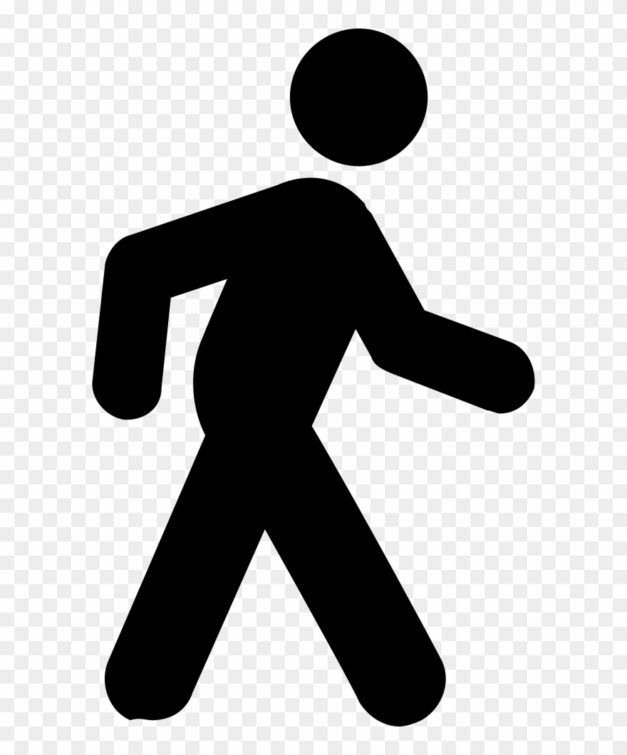 Walk Icon Png Clipart Computer Icons Clip Art.