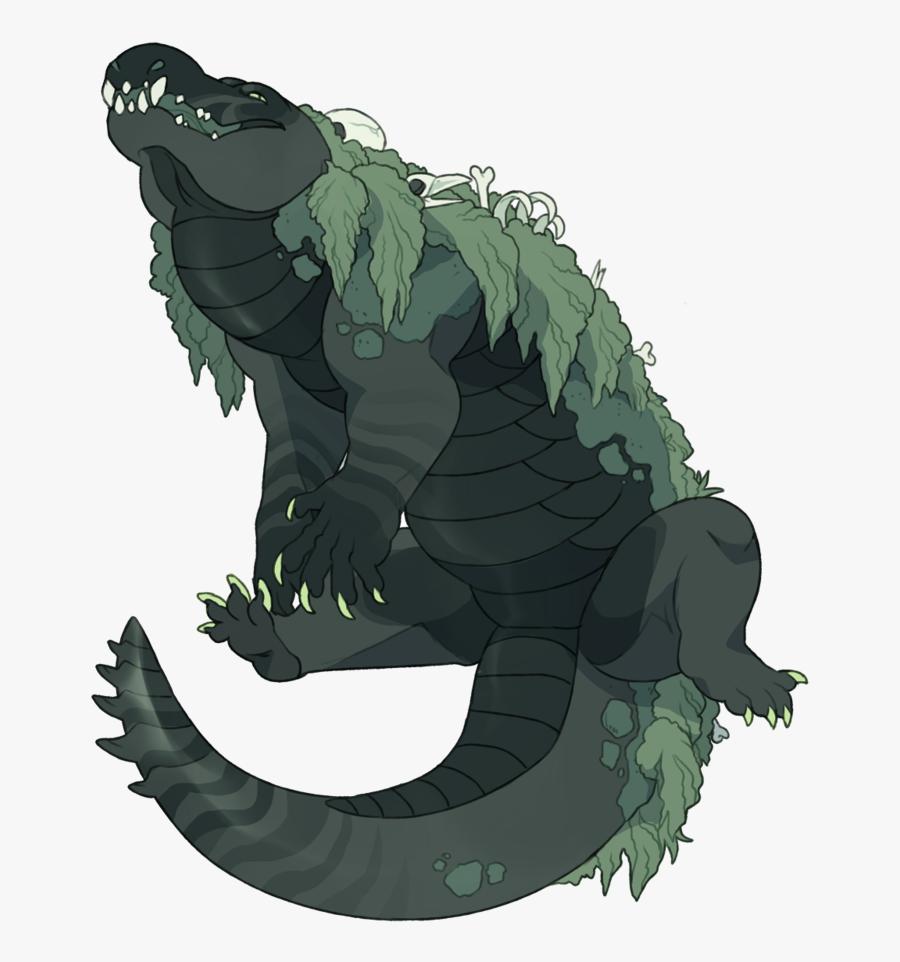 Swamp Clipart Crocodile Swamp.