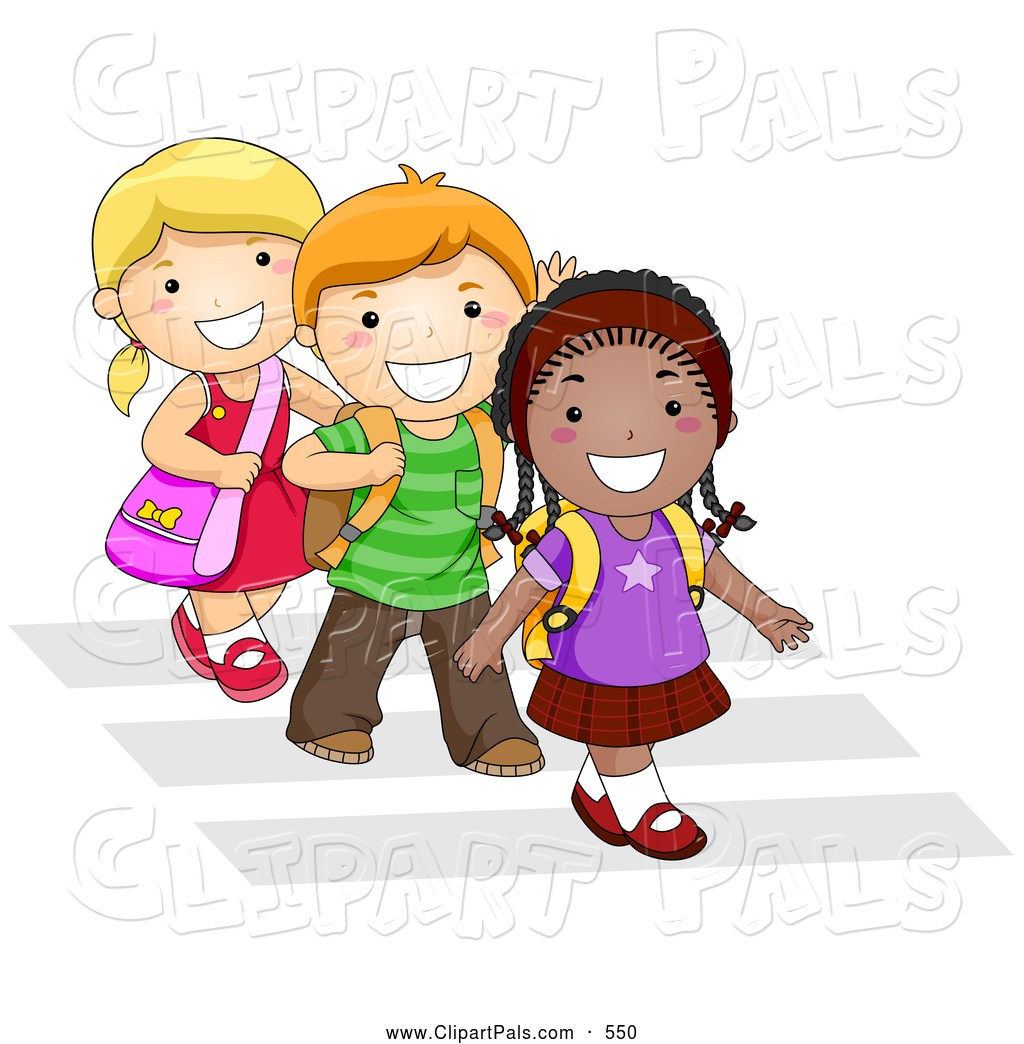 Students walking in line clipart 3 » Clipart Portal.