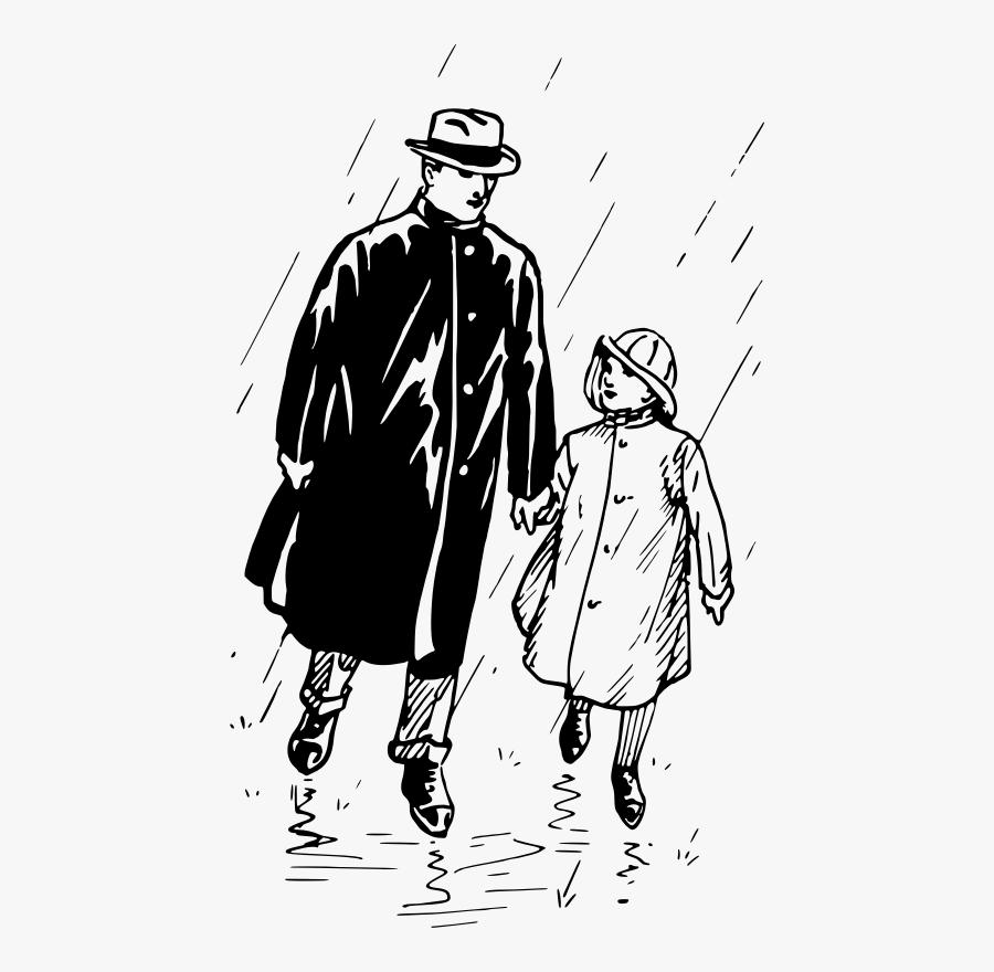 Walking In The Rain.