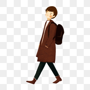 Walking Man Png, Vector, PSD, and Clipart With Transparent.