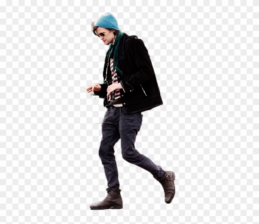 Man Walking Png, Transparent Png.