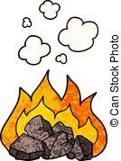 Hot coals Stock Illustrations. 4,017 Hot coals clip art.