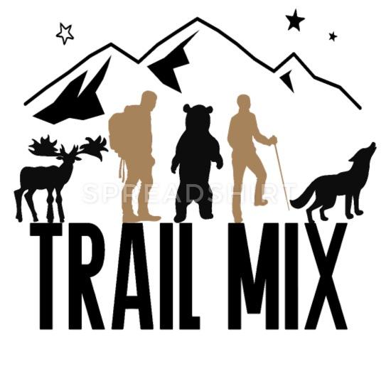 Trail Mix Men\'s Premium T.