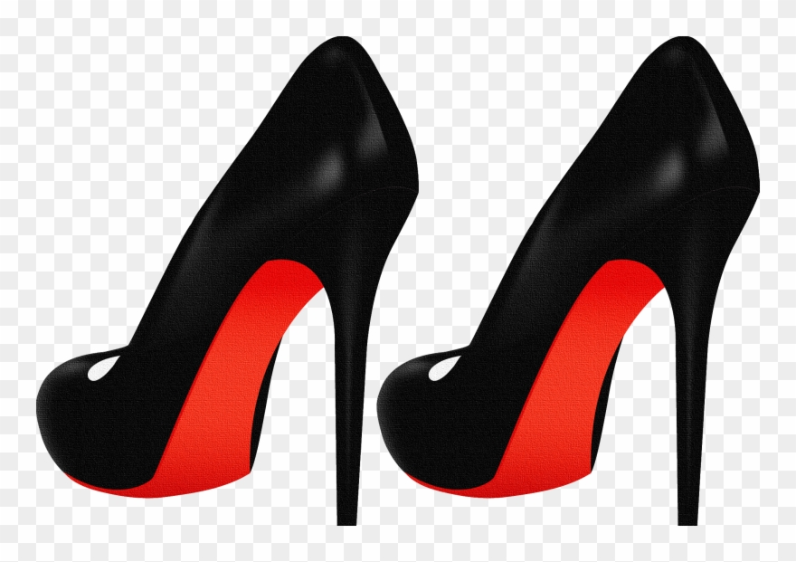 Heels clipart red sole, Heels red sole Transparent FREE for.
