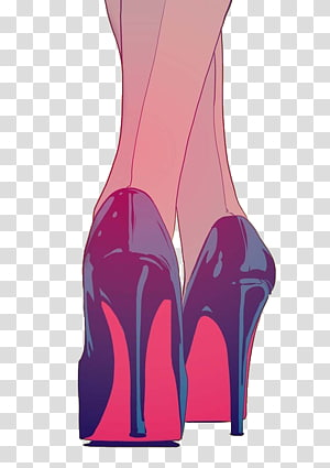 Christian Louboutin PNG clipart images free download.