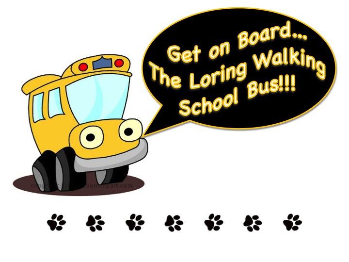 Walking School Bus.