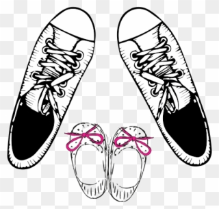 Free PNG Walking Shoe Clip Art Download.