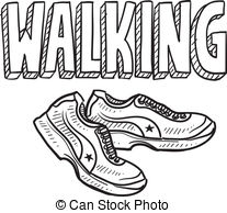 Walking shoes Clipart and Stock Illustrations. 6,709 Walking shoes.