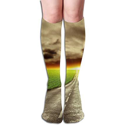 Amazon.com: Bandnae 19.68 Inch Compression Socks Road.